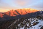 Mountain landscape in Uzbekistan © Yelizaveta Protas