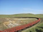 Trans-Mongolian Railway © Natalya Yakusheva
