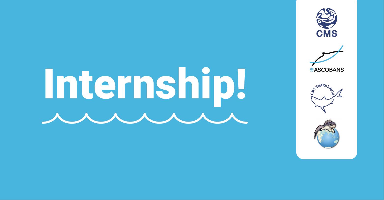 Internship Opportunity CMS Aquatic Species Team