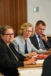 Ms Inger Andersen visiting the CMS Family Secretariats in Bonn © Aydin Bahramlouian