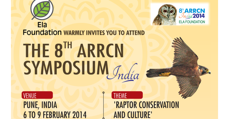Asian Raptor Research and Conservation Network - 8th Symposium