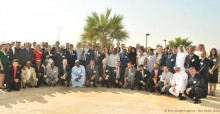 Participants of the 1st Meeting of Signatories to the Raptors MoU. Photo © Environment Agency - Abu Dhabi.