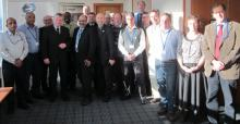 Participants of the 1st Meeting of the Technical Advisory Group of the Raptors MOU.