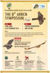 the 8th ARRCN Symposium - Poster