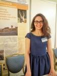 "Alyona Krivosheyeva, ACBK at the at the 7th mining forum ""MINEX Central Asia – 2016"""