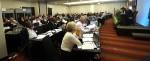 Sharks MOS2 - plenary view © IISD