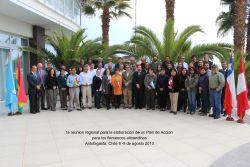 Workshop participants © F Rilla
