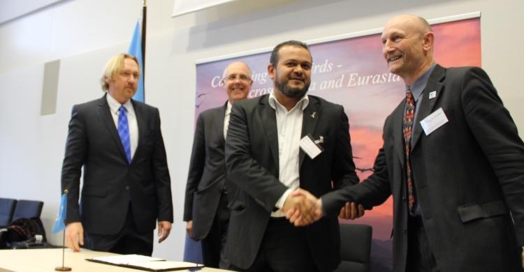 Libya Becomes 46th Signatory to the Raptors MOU.