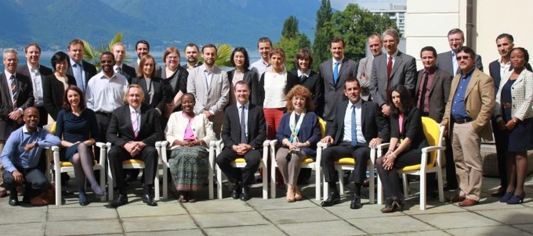 The Steering Committee of the 5th Multilateral Environment Agreements and Knowledge Management Initiative (MEA IKM)