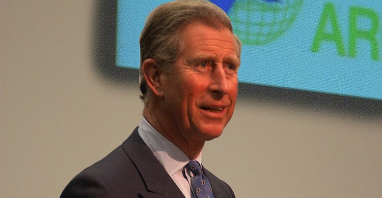 HRH Prince Charles © Dougie Barnett Photography