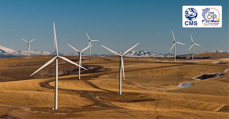 Wind farm © Pixabay.com