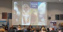 45ª reunión del Comité Permanente de la CMS - 9-10 de noviembre de 2016, Bonn (Alemania)