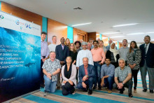 Shark and Ray specialists at IUCN regional shark assessment workshop in Abu Dhabi