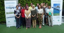 Participants at the Dugong Technical Group Meeting in Bangkok, 15-17 February 2016. Photo by Dugong MOU Secretariat.