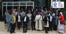 Participants at the pre-COP in Addis Ababa © Ethiopian Wildlife Conservation Authority