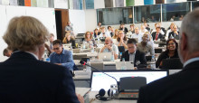 CMS Scientific Council Sessional Committee - 2nd meeting in Bonn ©Aydin Bahramlouian