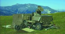 radar tracking equipment