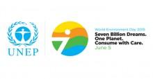 World Environment Day 2015 Logo