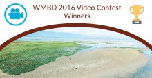 World Migratory Bird Day 2016 Official Trailer -  screenshot from the winning video from Indonesia.