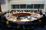 Participants at the second meeting of the Working Group on the Development of a Review Process for CMS