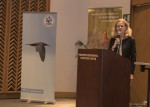 Ms. Susan Bonfield, Executive Director of Environment for the Americas © EAAFP