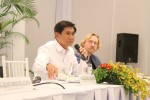 Opening speech with Hon. Roy Cimatu State Secretary of the Philippines and Bradnee Chambers, CMS Executive Secretary at the 2nd Philippines Environment Summit in Cebu, Philippines