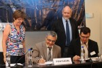 Sharks MOS2 - Signing Ceremony for Portugal to the Sharks MOU © IISD