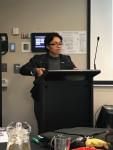 Ms. Maria Satoa, Principal Marine Conservation Officer