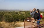 Monfragüe vulture viewing © Andre Botha