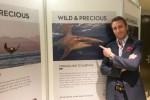 Philippe Cousteau Wild and Precious Exhibition © Florian Keil UNEP/AEWA