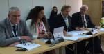 Jochen Flasbarth (Germany), Patrica Zurita (BLI), Bradnee Chambers (CMS) and Jacques Trouvilliez (AEWA) l-r