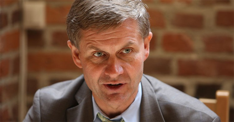 New Executive Director of UNEP, Erik Solheim: Photo Harry Wad