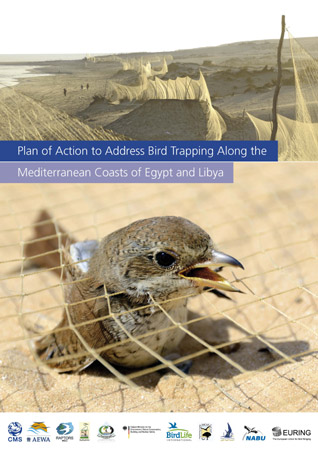 Cover Page PoA to Address Bird Trapping along the Mediterranean Coasts of Egypt and Libya